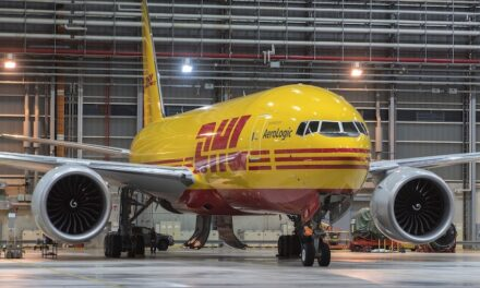 DHL buys Boeing 777 freighters