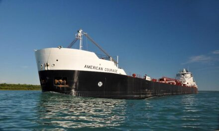 Wärtsilä sets sail with the American Steamship Company