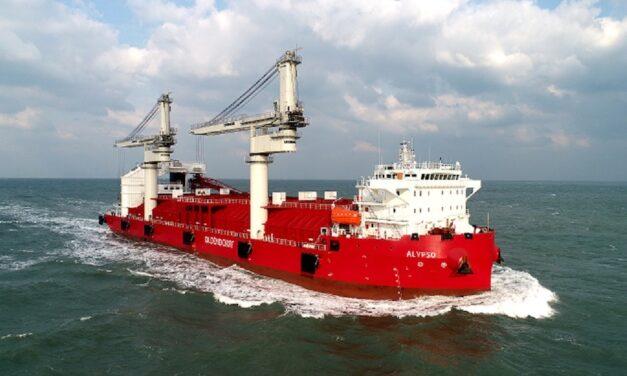 Electric propulsion makes bulk carrier debut