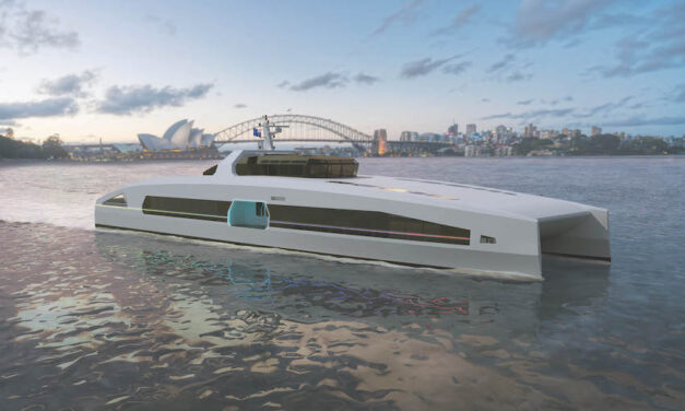 Australian boat builder launches new range of electric vessels