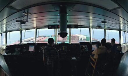 Big change in Brisbane pilotage
