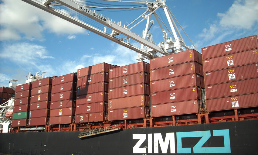 Zim launches new trans-Tasman service
