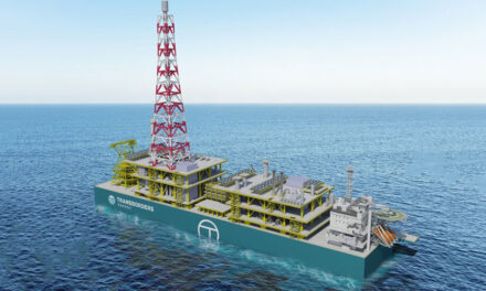 Ready-engineered floating LNG facility gets contract boost