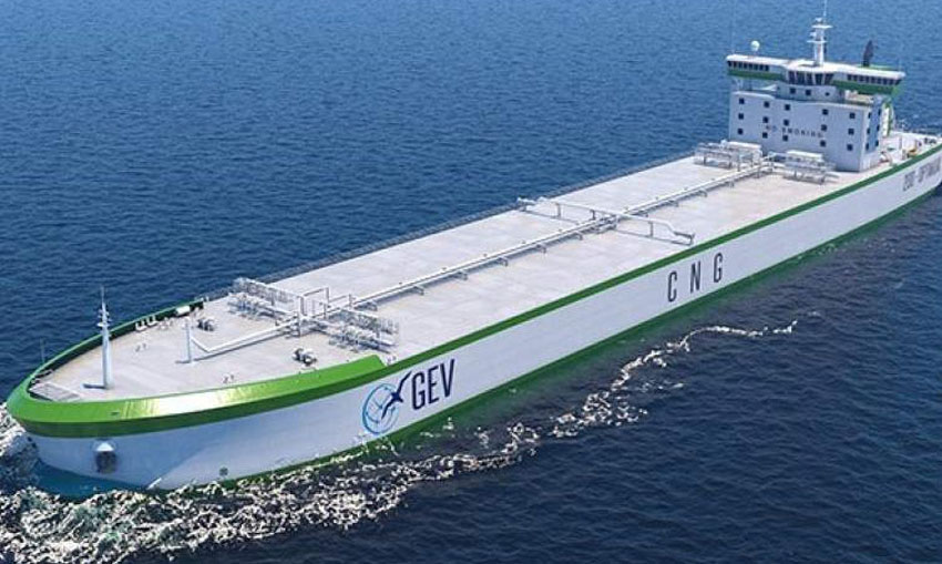 Global Energy Ventures accelerates hydrogen shipping technology