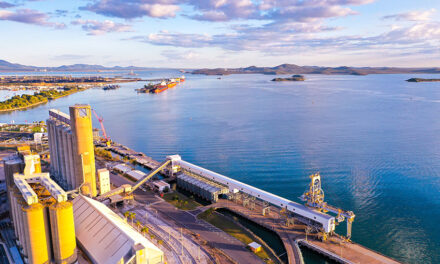 Gladstone exports record LNG in December