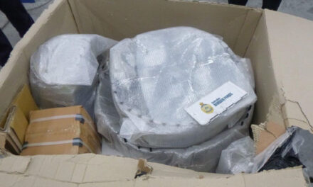 Smugglers arrested after drugs found in cargo consignments