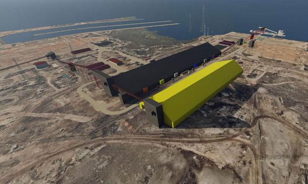 SA approves Port Playford bulk export development