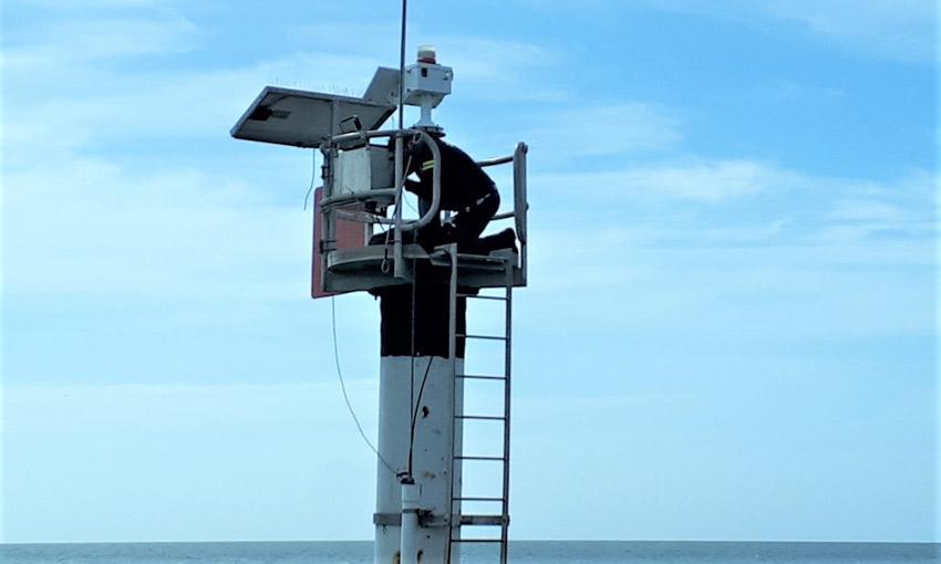 GPC teams up with CSIRO for Bundaberg monitoring station