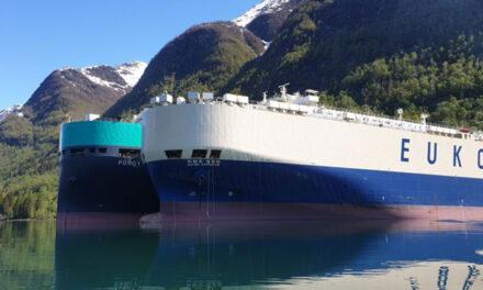 Wallenius Wilhelmsen brings last three vessels out of cold layup
