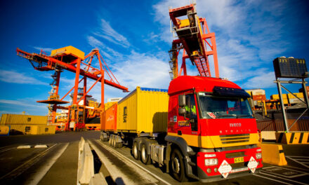 Patrick introduces new charges for trucks