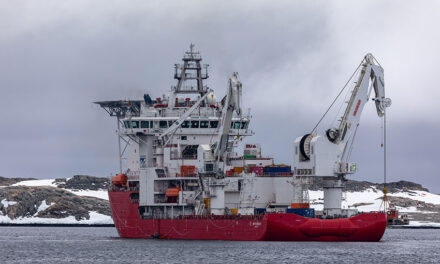 Australia's temporary Antarctic vessel foreign-crewed, MUA calls for govt intervention