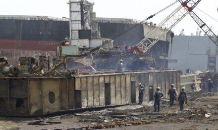 Platform publishes list of ships dismantled in 2020