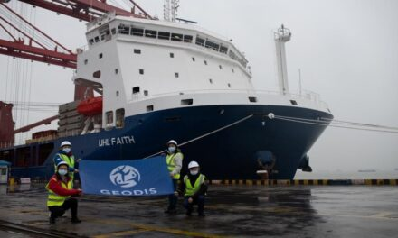 GEODIS charters tonnage on Asia-Europe trade