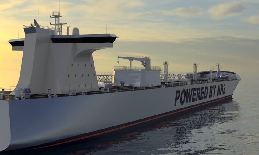 New partnership to develop methanol fuelled tankers