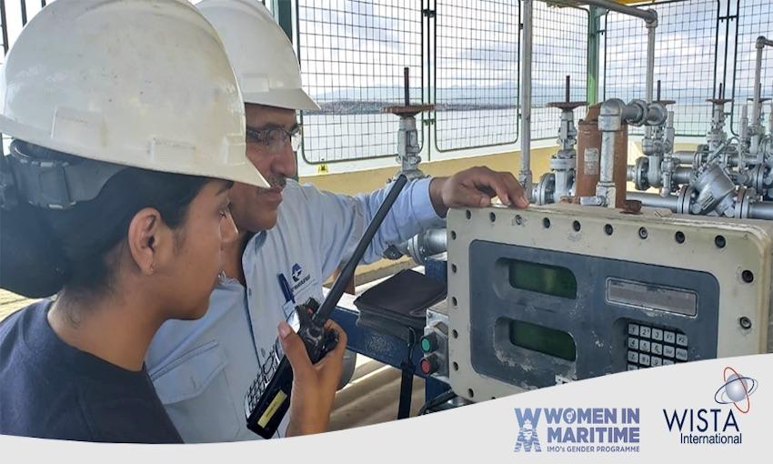 Survey work begins on women's role in maritime