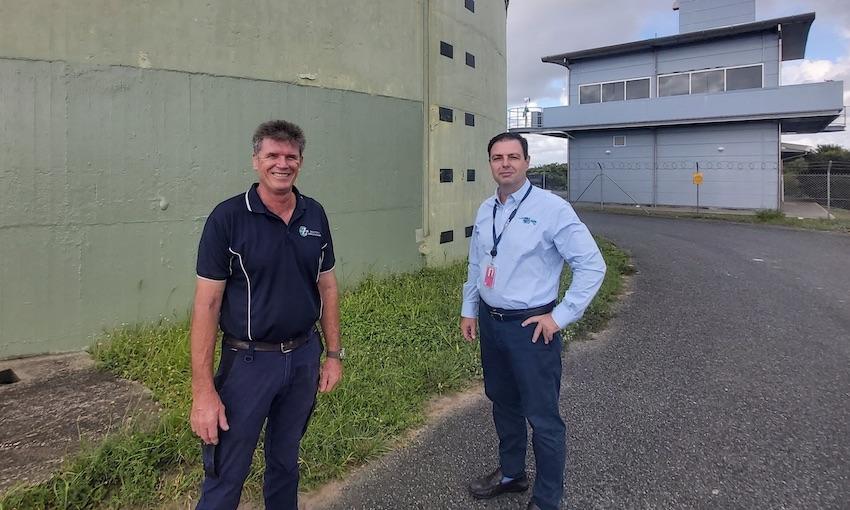Local contractor wins demo job for north Queensland port