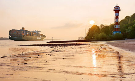 Hapag-Lloyd concludes 'green financings' for six large containerships