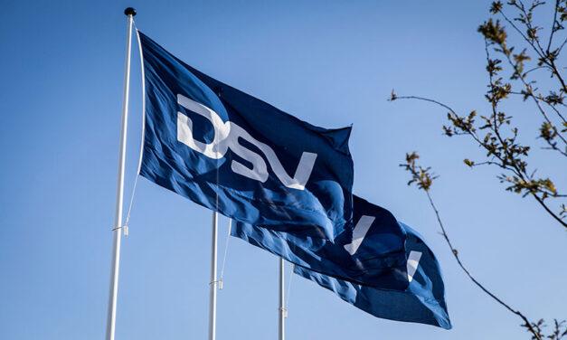 DSV Panalpina reports big half-year profit growth