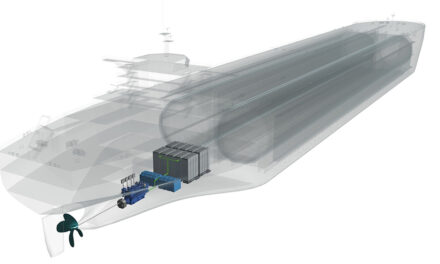 Hydrogen-powered tanker a step closer to reality