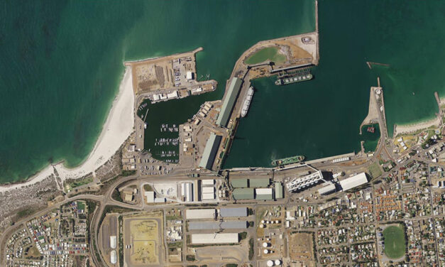 Port of Geraldton emerges mostly unscathed from Cyclone Seroja