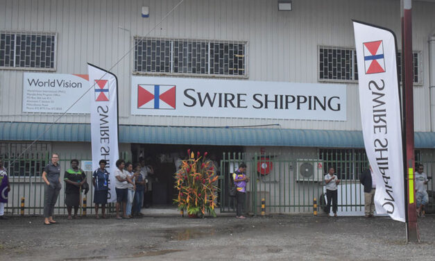 Swire Shipping opens new PNG office