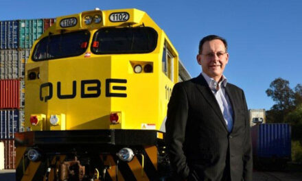 Qube reports increased profits in half-year results