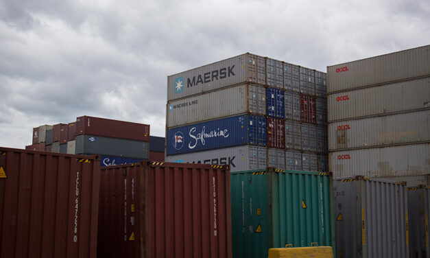 New data shows drop in global container port performance in 2020