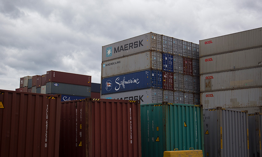 Extraordinary imports add to surplus empty container woes