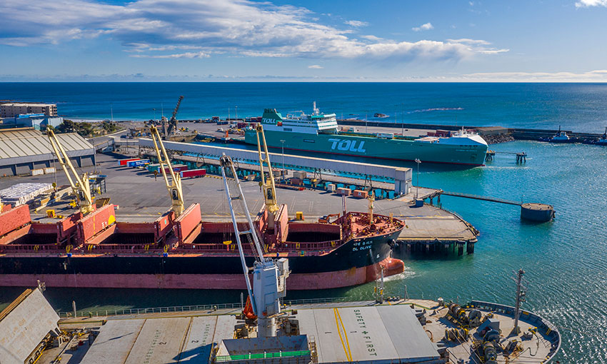 Ports, rail connections highlighted in new Infrastructure Priority List
