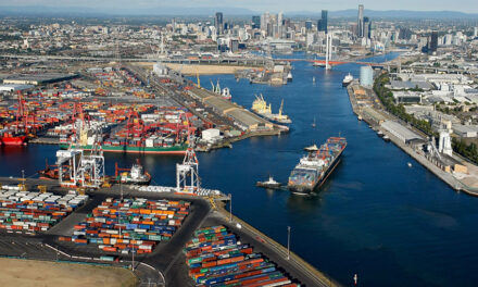 A new ports entity in Victoria coming in July