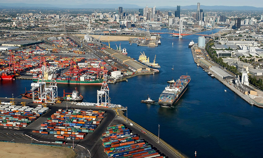 March a strong month for Melbourne container throughput