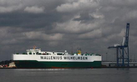 Wallenius Wilhelmsen president and CEO steps down