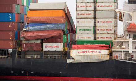 Is the North Pacific the Bermuda Triangle for containers?