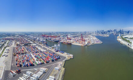 Port of Melbourne awards rail infrastructure contracts