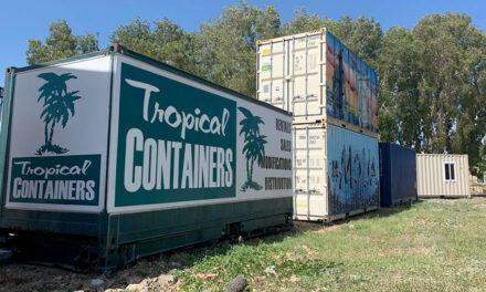 SCF acquires Tropical Containers