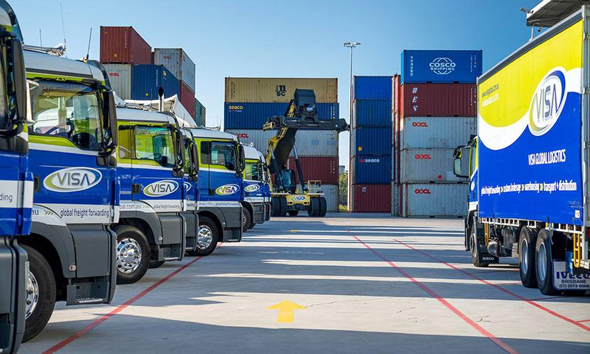 Visa Global Logistics and Mondiale to merge