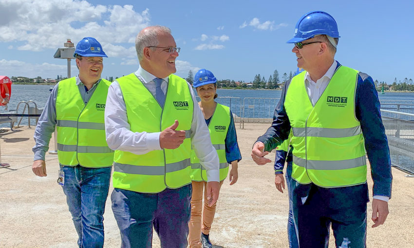 PM voices support Newcastle's Multipurpose Deepwater Terminal