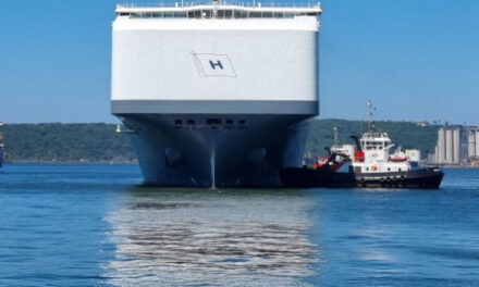 Höegh Autoliners completes its first carbon-neutral voyage