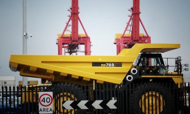 Vehicles, appliances, furniture imports up at Fremantle