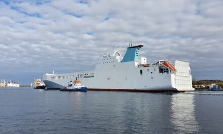 SeaRoad's MV Liekut departs for Australia