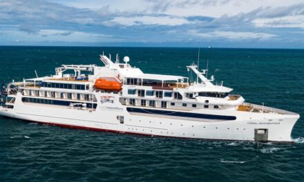 VARD delivers second expedition cruise vessel to Australia