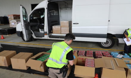 Illicit Tobacco Taskforce targets tobacco smuggling rings