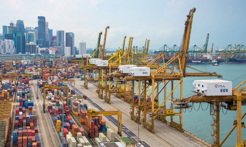Total reinforces commitment to LNG in Singapore