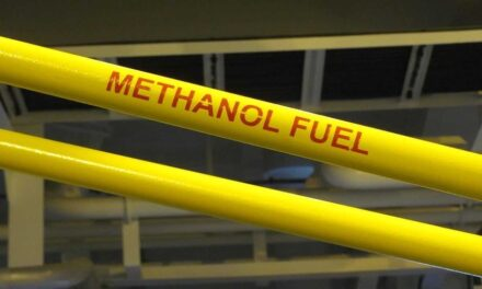 ClassNK issues AiP for design of methanol dual-fuelled tanker
