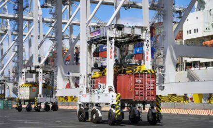 Cargotec sells Navis business to Accel-KKR