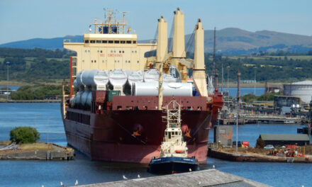 AAL to take delivery of two heavy lift vessels