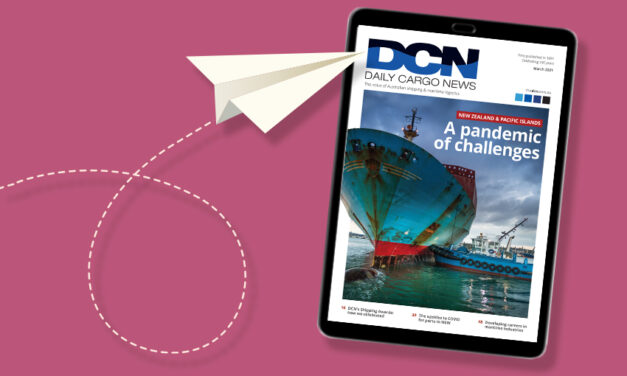 DCN Magazine March edition now online