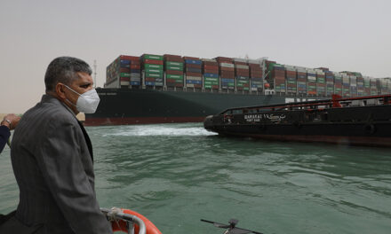 OPINION: Another disruption in the global container supply chain