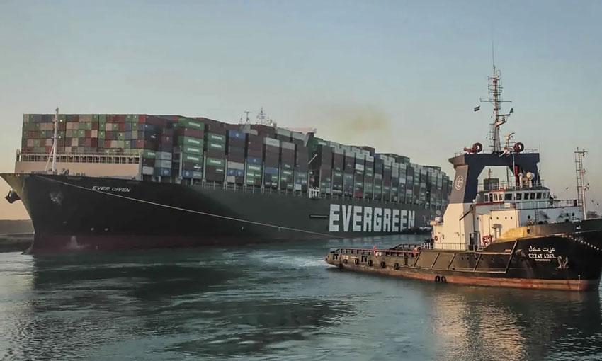 Suez traffic resumes, investigations to begin