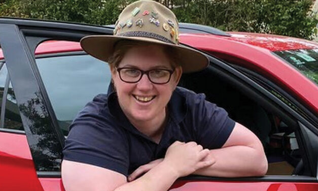 THE GRILL: Kerryn Woonings